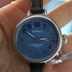 Shinola Birdy Watch
